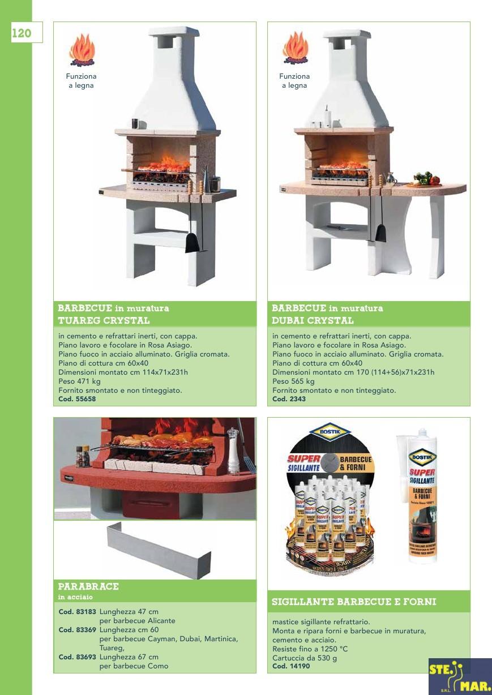 Barbecue In Muratura Immagini barbecue in muratura e sigillanti